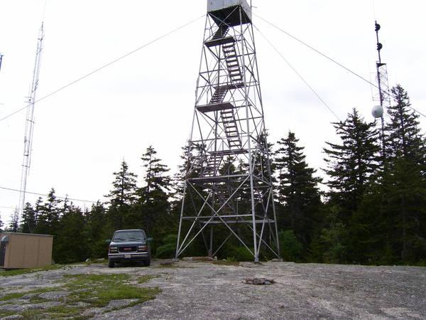 Mt. Waldo