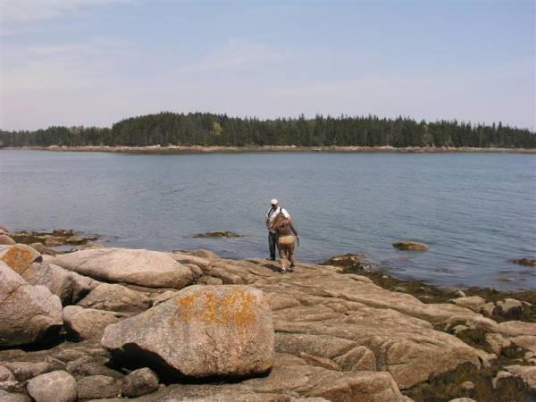 Shore Acres Preserve cache