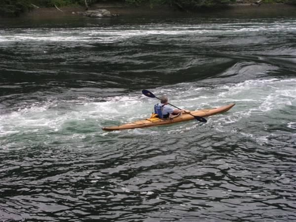 Tat's Adventure at Reversing Falls