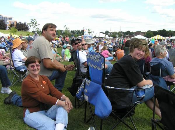 American folk festival-2006