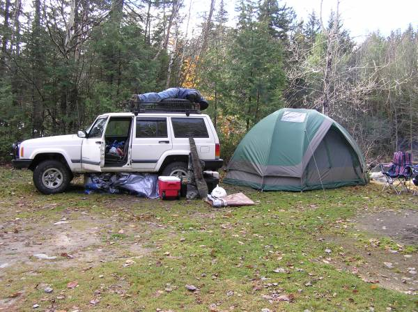 cold weather camping- Oct-22-06