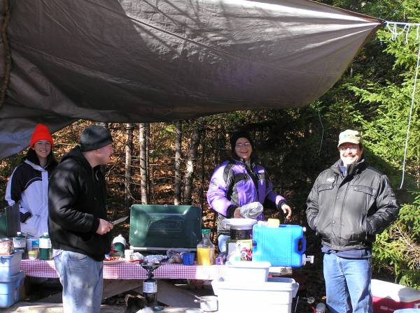 Camping in Oct-06