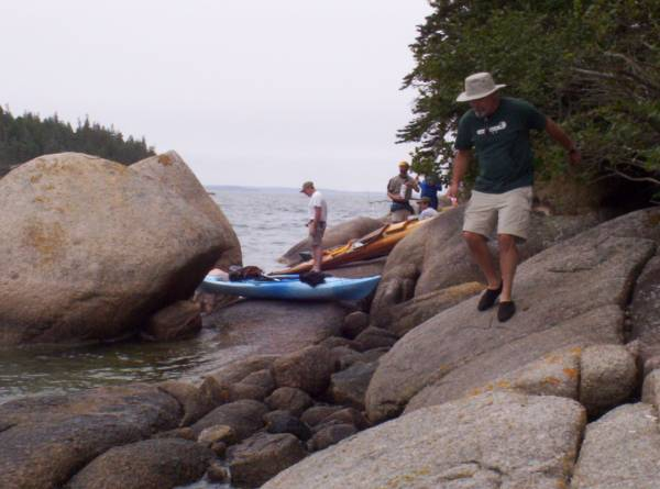 Kayaker's Delight Cache