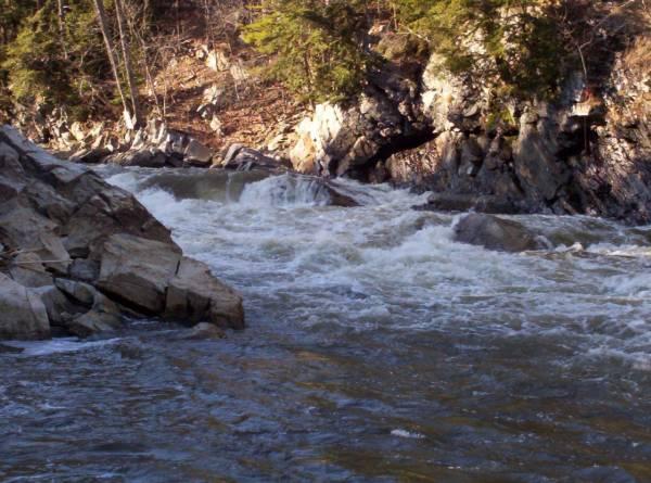 Presumpscot River Cache