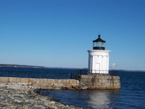 Bug Light in Portland