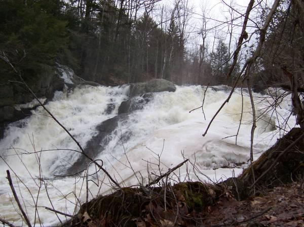 Cache Falls