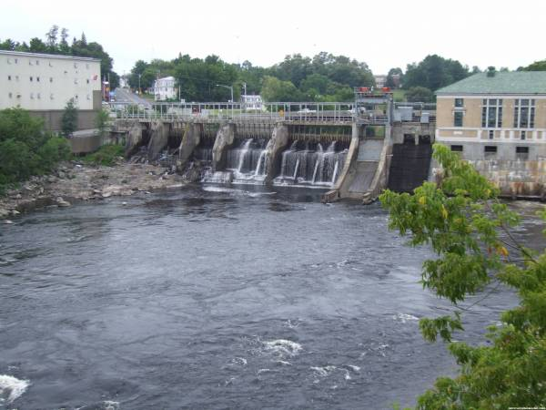 Near the Watching Place Cache in Skowhegan