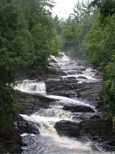 Moxie Falls . . . Got Moxie Cache