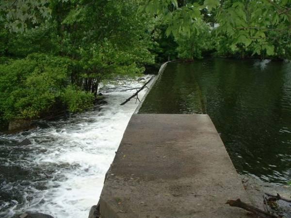 Cobby's Cache Dam