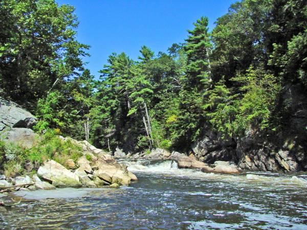 Presumscot River Cache