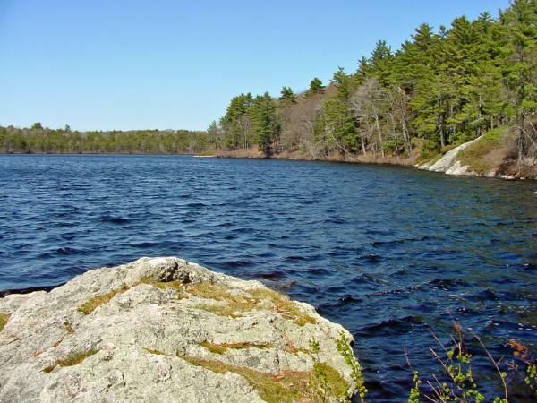 Sewall Pond Cache