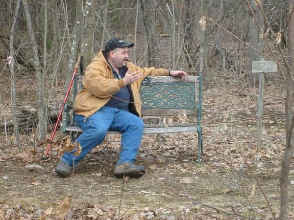 Davey Crockets Cabin