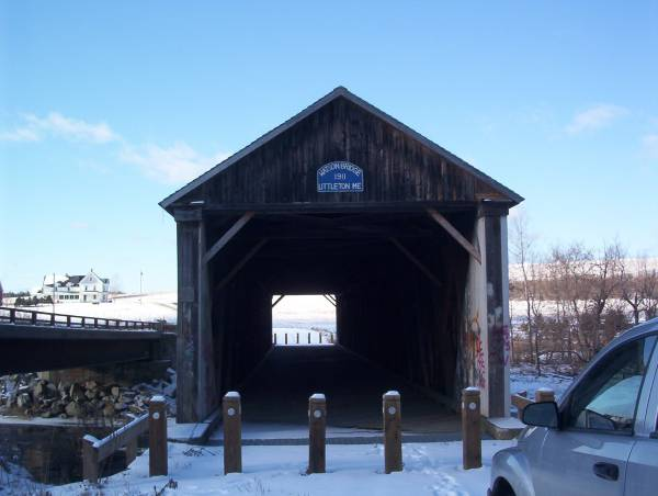 Covered Bridge To No Where??