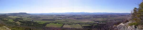 Lake Vermont Overlook Panarama (GCJ7G0)