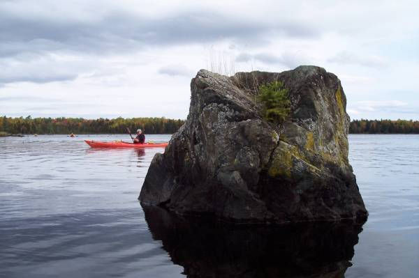 A Kayaking Caching Trip