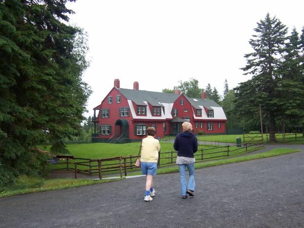 Rosevelts Cottage
