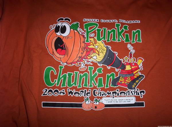 Punkin Chunkin 06