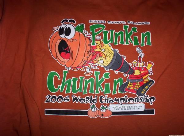 Punkin Chunkin 06