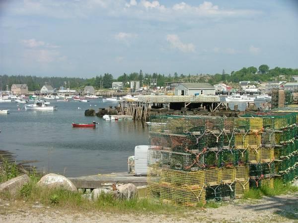 Vinalhaven scenery