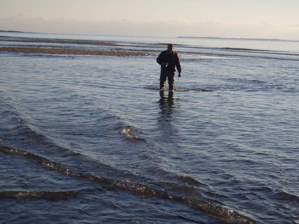 YOP walking on water!!??