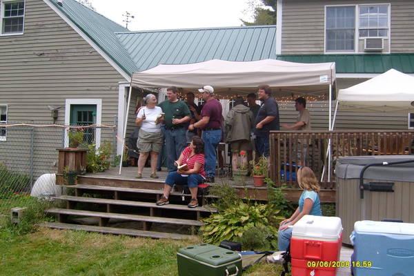 Last Bashe of Summer 2008 Orrington Event