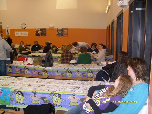 Celebrate 2008 Tables