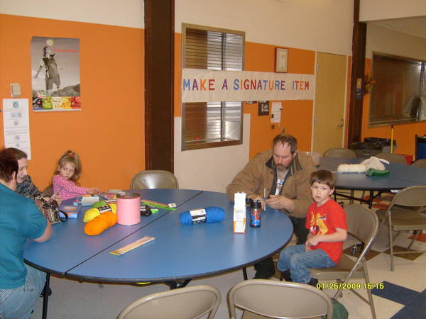 Celebrate 2008 Crafts