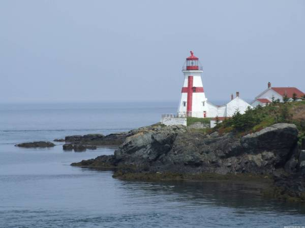 Quoddy Lighthouse