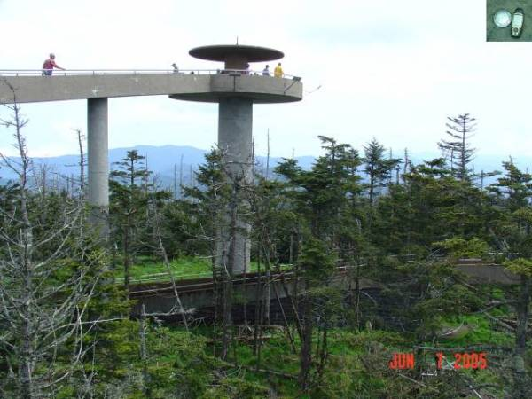 Clingmans Dome - TN/NC