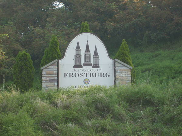 Frostburg Maryland