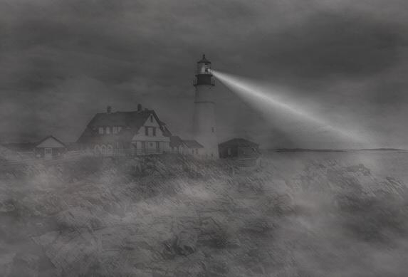 222FoggyLightHouse