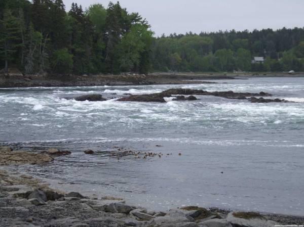 Tidal Falls Earthcache