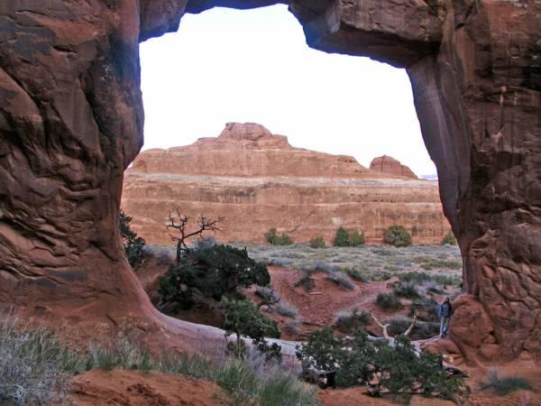 Stone Arch in Utah