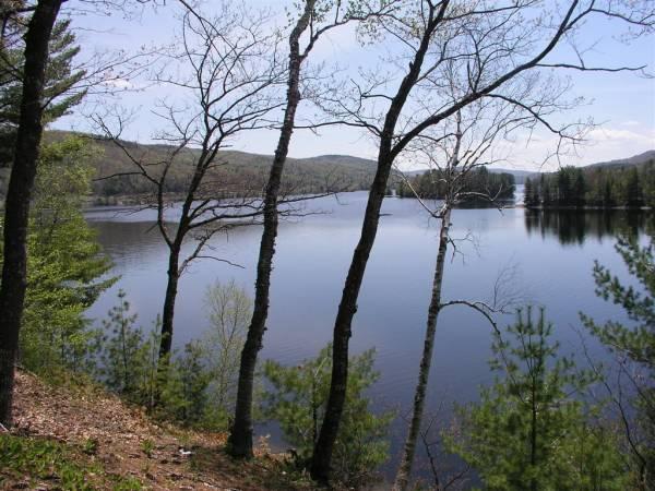 Wyman Lake