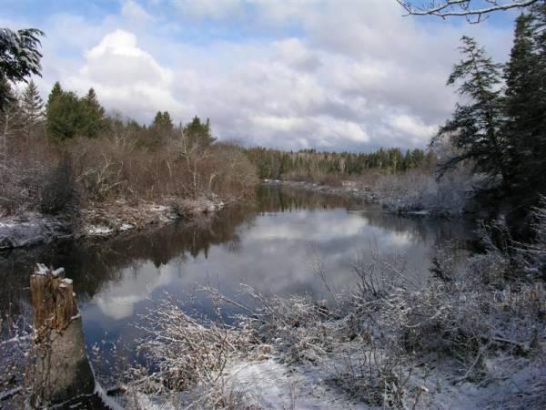Wesserunsett Stream