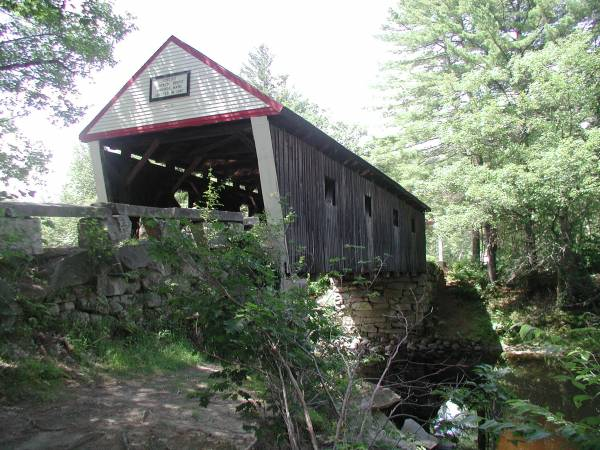 Andover Covered Bridge