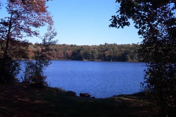 sewel pond