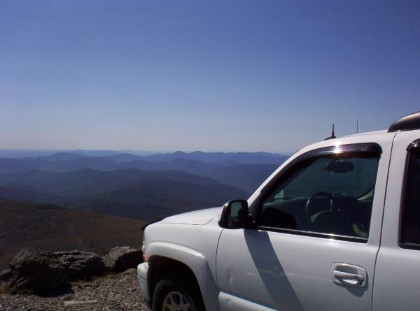 Mt.Washington summit