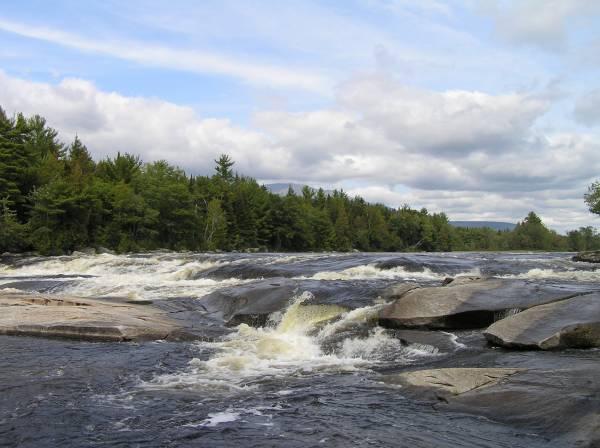 Debsconeag Falls