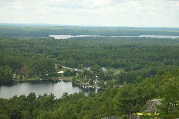 Parks Pond Bluff