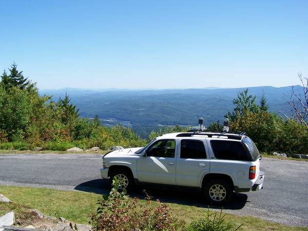Ascutney Mountain Vermont