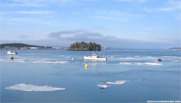 Boats & Ice