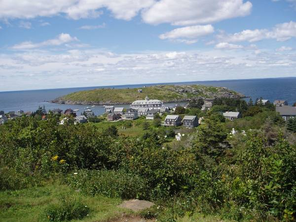 Monhegan Island Scenery