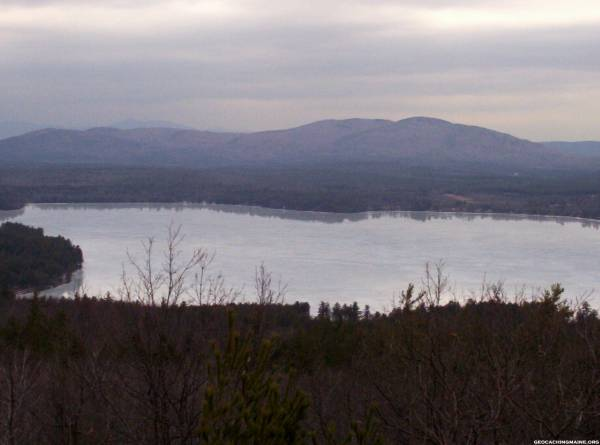 Province Mtn. on the Maine/NH border