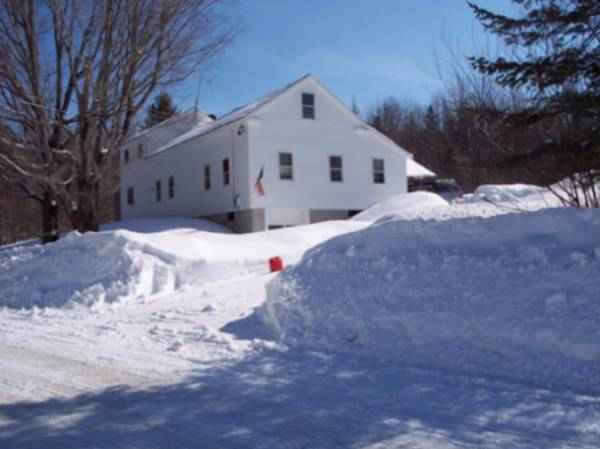 Snow - Mar 13, 2005