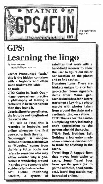 Geocache Article - Page 4