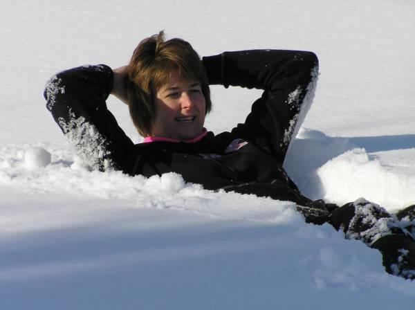 Snow Bunny Gail