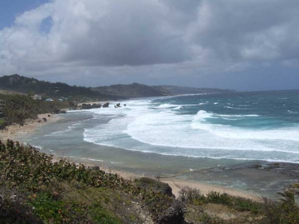 Barbados . . . Bathsheba