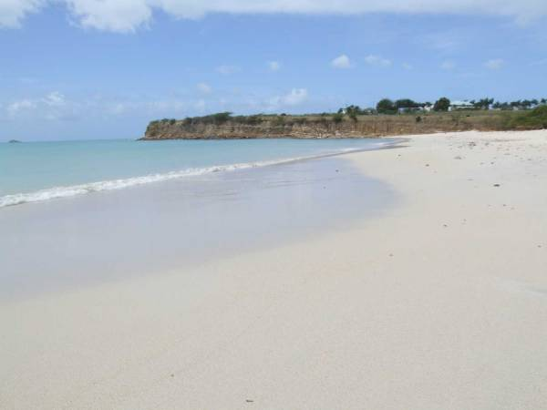 Fort James Beach: Antigua