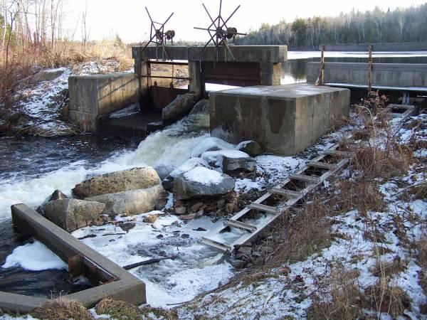Stetson Dam